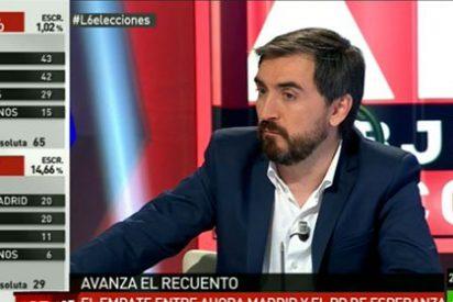 Nacho Escolar desata la furia podemita por dar carrete a Ahora en Común