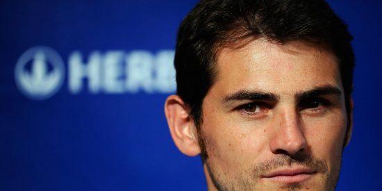 Iker Casillas, el ave fénix que quiere triunfar en 'territorio Mourinho'