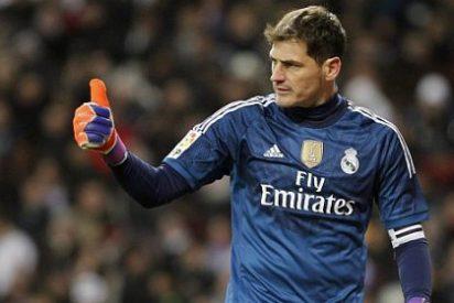 Iker Casillas deja la portería a cero en su debut con el Oporto