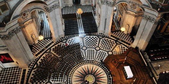 Una nueva obra de Amadeus será presentada en la Catedral de San Pablo de Londres