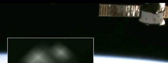 Los 3 ovnis que obligan a la NASA a cortar la emisión en directo con la Estación Espacial