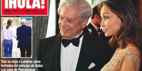 """'The Daily Beast' llama a Isabel Preysler """"rompehogares"""" por su idilio con Vargas Llosa"""