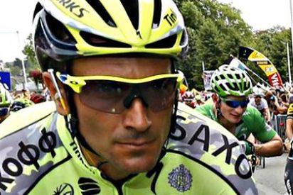 Un tumor cancerígeno en los testículos obliga a Ivan Basso a abandonar el Tour de Francia