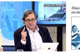 Marhuenda se enzarza con González por saltarse el 'pacto de silencio' de los desaparecidos en Siria