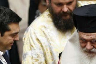 """La Iglesia Ortodoxa pide el """"Sí"""" al referéndum en Grecia"""