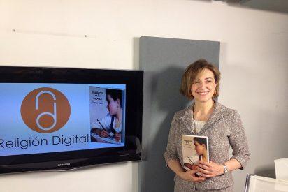 """Carmen Guaita: """"El proceso de escribir la novela fue como una peregrinación"""""""
