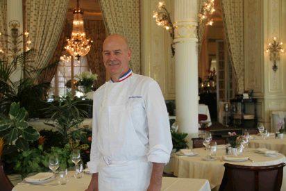 Señores de los fogones: Jean-Marie Gautier, Chef de l'Hôtel du Palais (Biarritz, Francia)