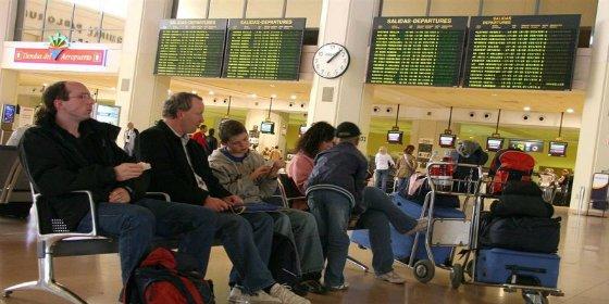 ¡Sin gritos en el cielo! La aireada huelga no afecta para nada a los aeropuertos baleares