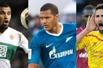 Uno de estos tres será el nuevo delantero de la Real Sociedad