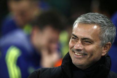 Mourinho manda un mensaje a los atléticos
