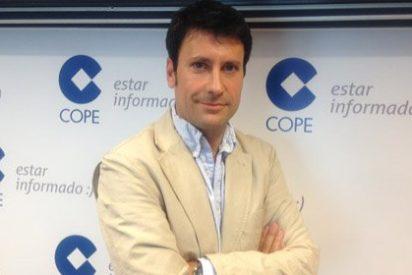 """José Luis Pérez (COPE): """"¿Caro Carlos Herrera? El presidente del Madrid o del Barça jamás te dirían que Ronaldo o Messi son ruinosos para sus equipos"""""""
