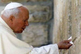'Una bendición recíproca': Juan Pablo II y el pueblo judío