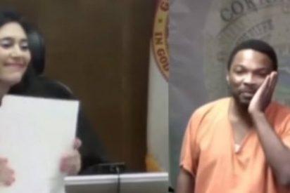 La juez reconoce al amigo del colegio en el banquillo de los acusados