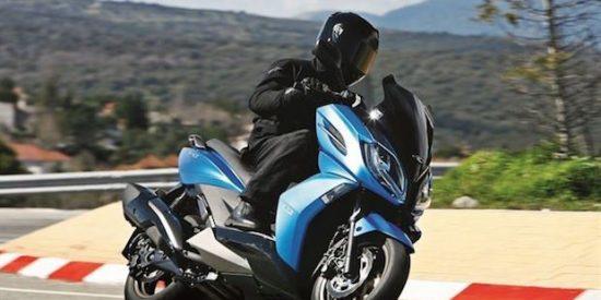 Kymco K-XCT 125: diseño y deportividad en un scooter completísimo