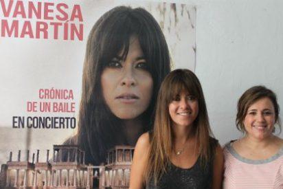 Vanesa Martín, en el Teatro Romano de Mérida el 5 de septiembre