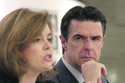 """Soria advierte que el """"círculo virtuoso"""" de la economía tiene como """"único riesgo"""" un cambio político"""