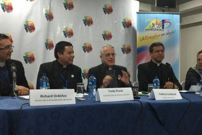 """Lombardi: """"El Papa no está preocupado por la tensión política en Ecuador"""""""