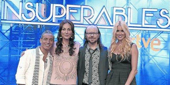 TVE vuelve a demostrar falta de originalidad y la audiencia sale huyendo de 'Insuperables'