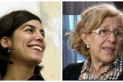 Carmena arrasa con el departamento de prensa del Ayuntamiento de Madrid despidiendo por SMS