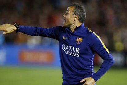 """Luis Enrique: """"Seremos el equipo a batir y no podemos fallar"""""""