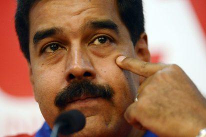 El chavista Maduro tiene la desvergüenza de decir que denunciará la Ley de Seguridad Ciudadana española ante la ONU