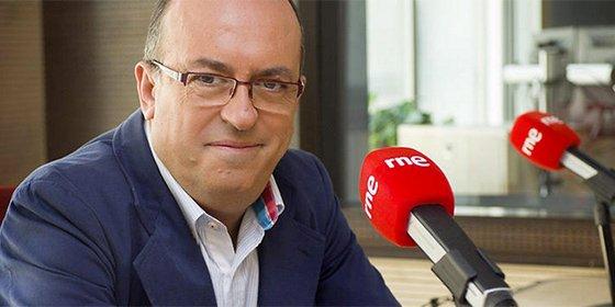 """Manolo HH: """"Los que atacan a RNE y a TVE están deseando trabajar ahí"""""""