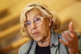 Manuela Carmena, al Vaticano