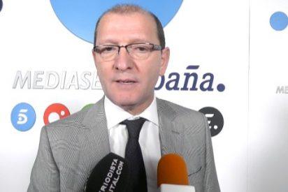 """Manuel Villanueva: """"En Mediaset se ha inventado la programación viral, la programación circular de un programa a otro"""""""