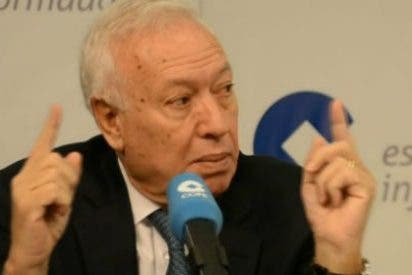 """García-Margallo: """"En la Unión Europea preocupa más Podemos que Cataluña"""""""