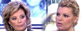 María Teresa Campos y Terelu, desesperadas por huir de Telecinco, se cambian de 'chaqueta'