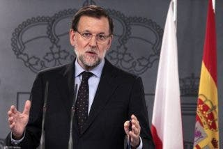 """Mariano Rajoy: """"No va a haber independencia de Cataluña"""""""
