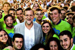 Luces rojas: la desmotivación de las bases del PP da problemas a Rajoy
