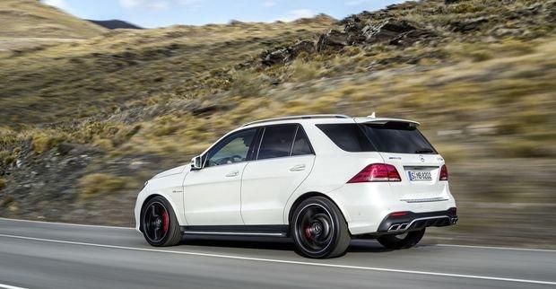 El GLE será el primer híbrido enchufable de Mercedes