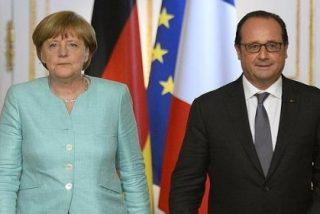 Merkel y Hollande aseguran que la puerta sigue abierta a las negociaciones con Grecia
