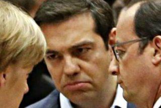 La rendición incondicional de Tsipras permite a la Unión Europea cerrar un acuerdo sobre Grecia