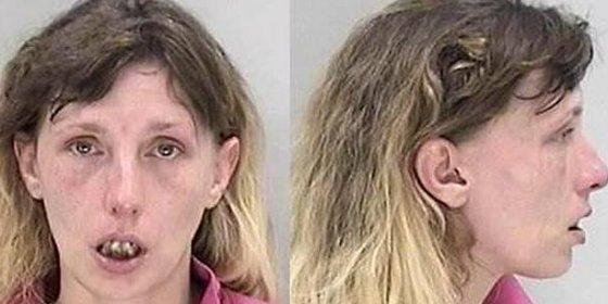 La mordiscona que está en la cárcel por dejar a su 'frígido' marido hecho un queso emmental