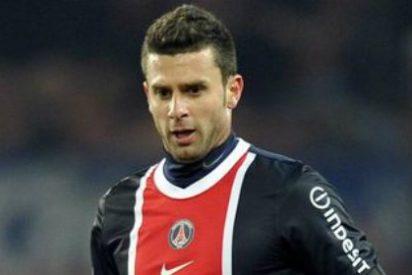 El jugador del PSG hace un guiño al Atlético