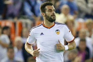 La acción de Negredo que ha gustado en Valencia
