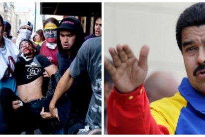 La triste realidad del ejemplo a seguir de los podemitas: en Venezuela muere más gente que en Irak y Siria
