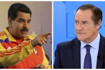 "Antonio Jiménez, harto de la ""desvergüenza"" y el ""descaro"" de Maduro: ""bananero, caradura, tipejo, miserable"""