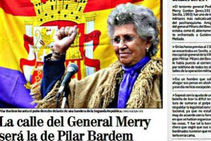 Carta de la hija del General Merry: La Memoria Histórica, los indocumentados y el odio