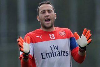 Colocan al jugador del Arsenal en el Valencia