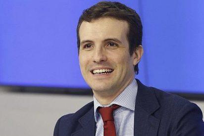 """La estrategia que prepara Pablo Casado: """"Javier Ruiz, Antonio Jiménez y Ferreras tienen que acabar hasta el gorro de nosotros"""""""