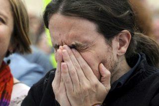 Los 'radicales' de Podemos se topan con el sondeo más demoledor