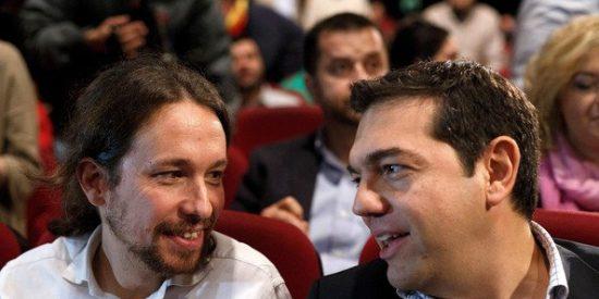 El corralito griego da con la fórmula para desactivar a Pablo Iglesias