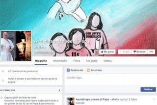 Padres de los 43 estudiantes asesinados en México piden audiencia al Papa
