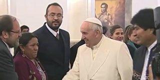 """Francisco reclama """"diálogo franco y abierto"""" entre Chile y Bolivia para solucionar el conflicto de la salida al mar"""