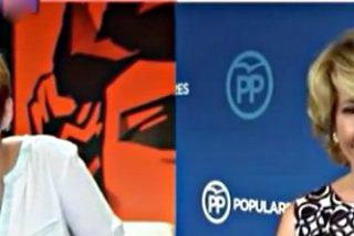 Esperanza Aguirre vs Cristina Pardo: La 'encerronas' de laSexta y las dos varas de medir del periodismo español