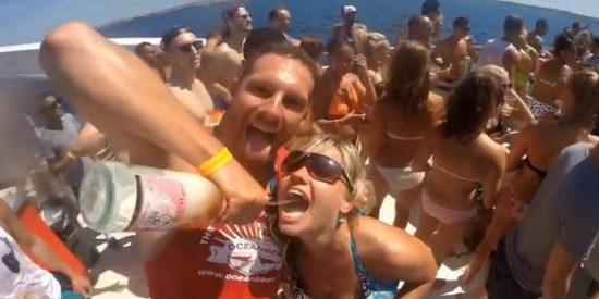 No más 'party boats' en Formentera para alegría de los peces... y chasco de merluzos