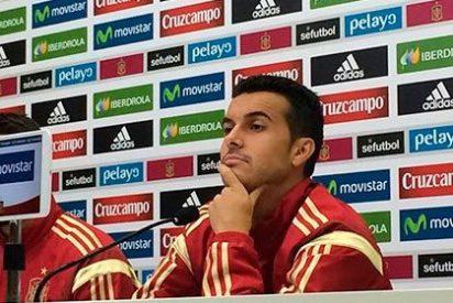 La razón por la que Pedro no fichará por el Atlético